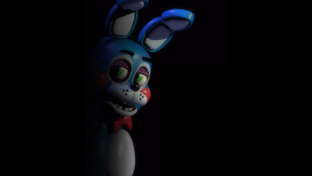 Hey look it's toy Bonnie! by Creeperrick