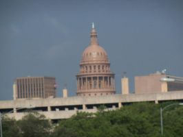 Texas State Capitol by LaEmperatrizMariana