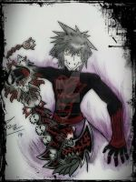 Vanitas Illustration - KHRP by ExusiaSword