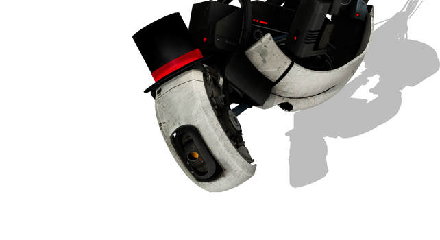 MMD GLaDOS v2 download by Hanaminasho