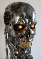 Terminator Endoskull profile 2 by jkno4u