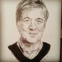 Stephen Fry by Daraxe