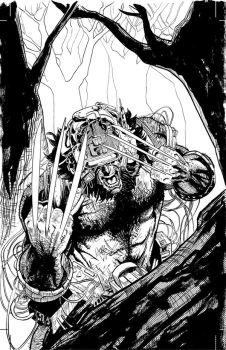 The Weapon X by jessemunoz