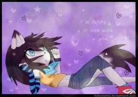 Im falling in love with you... by kokoriste1