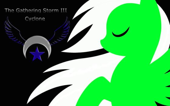 The Gathering Storm III: Cyclone by WiskeyMike1