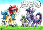 My Little Keldeo by raizy