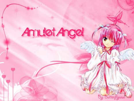 Amulet Angel - Shugo Chara by butterflywuv