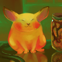 Pika by Beachpie