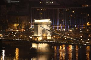 Budapest by Night by Engelsblut24