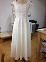 Draping - top attached to full skirt by SeikoMiwarui