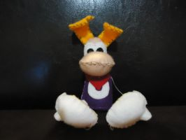 Rayman Plush 2 by TheRollingWestern