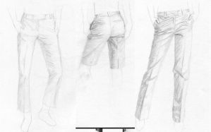 Trousers Collage 1 by manaTheory
