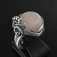 PINK SORBET - ring II by AnnaMroczek
