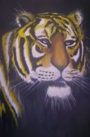 busto tigre by guty20