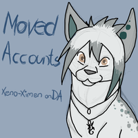 Moved Accounts by Kyuubi0017