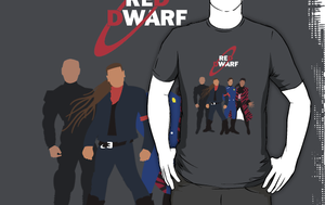 Red Dwarf Shirt by drg