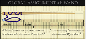 Sage's wand assignment by bluemoon-alice