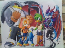 Sonic Work in Progress 12 by Digi-Ink-by-Marquis