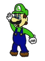 Luigi by GamingDylan