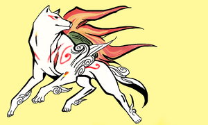 Amaterasu by BloodyViruz