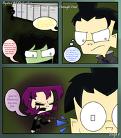 IZ: Against All Destruction - Chapter 2, Page 1 by Mikage-YoshinoAnerin