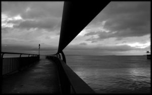 Bay Pier II by l8