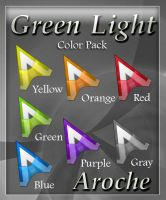 Green-Light Color Pack by GrynayS