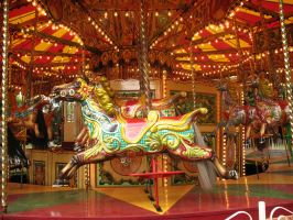Abandoned Fairground Stock 17 by Random-Acts-Stock