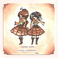 Survey Corps Spring Collection by CutiePoppers