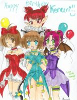 Happy B-day Keruri by Tamao