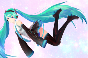 - yoistyle miku - by sailor-rice