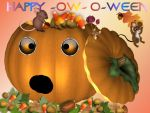 Happy Ow-O-Ween by MzKitty45601