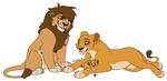 Lion Family Adopt *CLOSED* by LittleRolox3