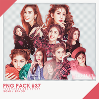PNG PACK#37 -  Somi 9PNGs - By Yangyanggg by Yangyanggg