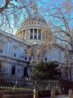 Saint Paul's Cathedral by Gubblyn