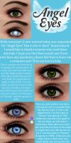 Angel Eyes Tutorial by JoeleneyBeaney