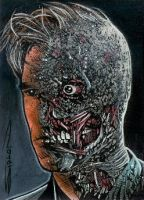 Two-face Sketch Card by RandySiplon