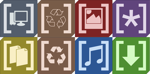 VContainer Icon Set by NegativeDelta
