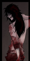 [Creepypasta] Walking Jeff the killer by KorikoMewGean