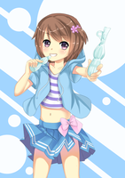 Practice drawing loli~ by lostangelvn