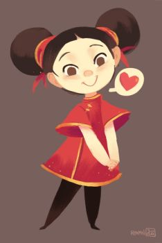 Pucca by hyamei