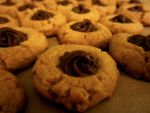 Homemade Peanut butter Nutella Cookies by All-Day-Baking