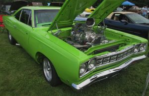 (1968) Plymouth Road Runner by auroraTerra