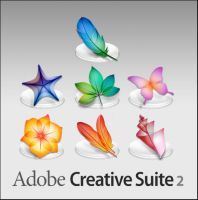 Adobe CS2 Suite by MugenB16