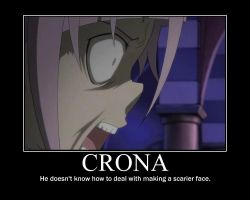 Crona: Scary by CronaMotivation