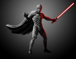 Vader Redesign 7 by PeterMan2070