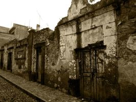 Old times in Mexico by Noangel001