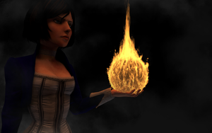 Fire Starter by Ananina23