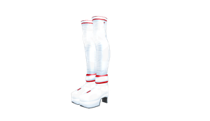 [MMD] White Boots - From PL2 by Xhiao-Yuu