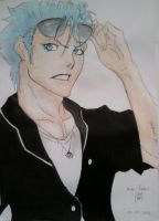 Grimmjow by Nurfidan